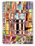 Captivia Spiral Notebook