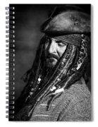 Capt'n Jack Spiral Notebook