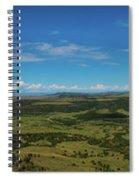 Capulin Panorama Spiral Notebook