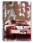Car 001 Spiral Notebook