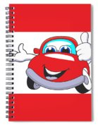 Car Spiral Notebook