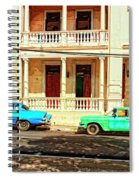 Car Club Spiral Notebook