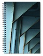 Car Ferry Spiral Notebook