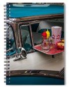 Car Hop Spiral Notebook