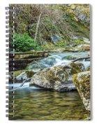 Caradocs Falls 1 Spiral Notebook