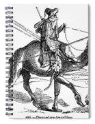 Caravan: Dromedary Spiral Notebook