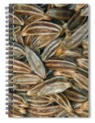 Caraway Seeds Spiral Notebook