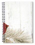 Cardinal Holiday IIi Spiral Notebook