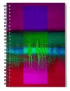 Cardinal Landscape Spiral Notebook