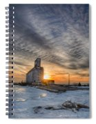 Cargill In The Sun Flare Spiral Notebook