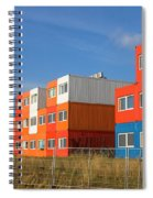 Cargo Homes Spiral Notebook
