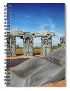 Carhenge Spiral Notebook