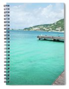 Caribbean Dream Spiral Notebook