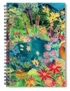 Caribbean Jungle Spiral Notebook