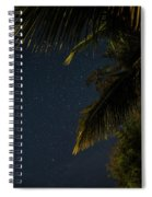 Caribbean Nights Anse Chastanet Spiral Notebook