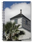 St. Maarten Welcome Spiral Notebook