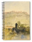 Carisbrooke Castle Spiral Notebook
