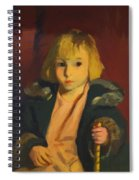 Carl 1921 Spiral Notebook