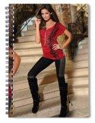 Carla Ossa Spiral Notebook