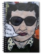Carlos The Jackal Spiral Notebook