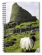 Carloway Broch Spiral Notebook
