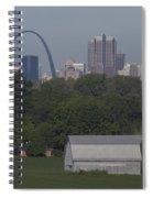Carl's Barn Spiral Notebook