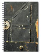 Carlton 10 - Firedoor Detail Spiral Notebook