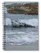 Carmel 3 Spiral Notebook