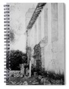 Carmel Mission Cemetery Spiral Notebook