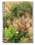 Carmel Mission Windows Spiral Notebook