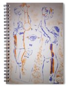 Carmelo Anthony Spiral Notebook