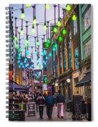 Carnaby Street London Spiral Notebook