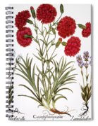 Carnation & Lavender, 1613 Spiral Notebook