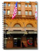 Carnegie Hall Spiral Notebook