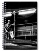 Carney Spiral Notebook