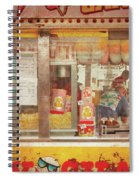 Carnival - The Candy Shack Spiral Notebook