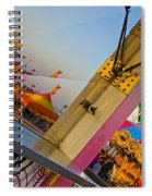 Carnival 1 Spiral Notebook