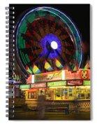 Carnival Spiral Notebook