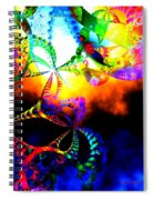 Carnival Ride Spiral Notebook