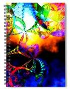 Carnival Ride Spiral Notebook
