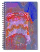 Carnival Abstract 3 Spiral Notebook