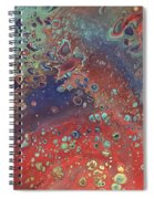 Carnivale Spiral Notebook
