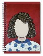 Carol Spiral Notebook