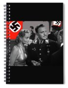 Carole Lombard Jack Benny To Be Or Not To Be 1942-2015 Spiral Notebook