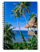 Caroline Islands, Pohnpei Spiral Notebook