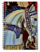 Carousel Horse - 7 Spiral Notebook