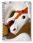 Carousel Horse 1 Spiral Notebook