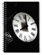 Carpe Diem II Spiral Notebook