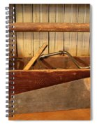 Carpenter's Toolbox - Not Free Do Not Copy Spiral Notebook