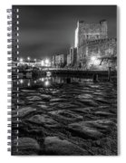 Carrickfergus Castle 7 Spiral Notebook